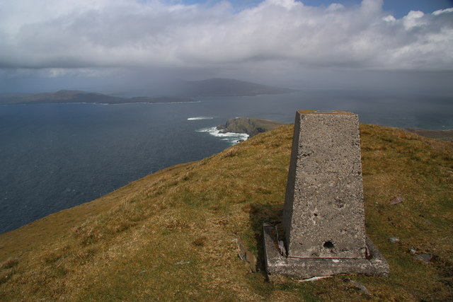 Summit of Knockmore