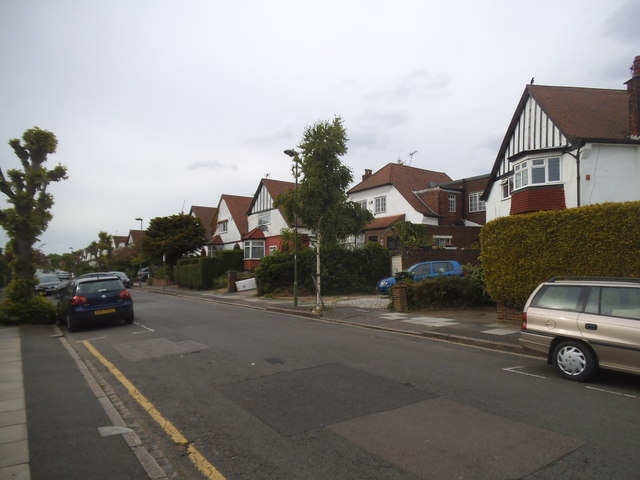 Wentworth Road, Golders Green