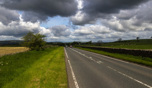 A65 road