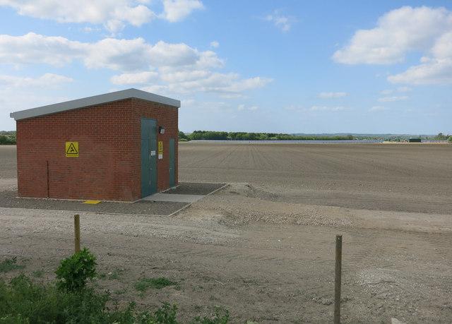 Solar Farm Near Melbourn 169 Hugh Venables Geograph