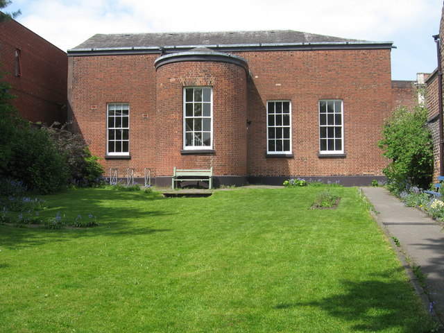 Society of Friends Meeting House