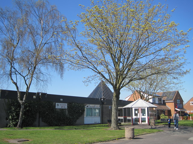 Eccleston Community Library