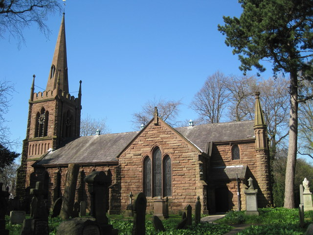 Christ Church, Eccleston