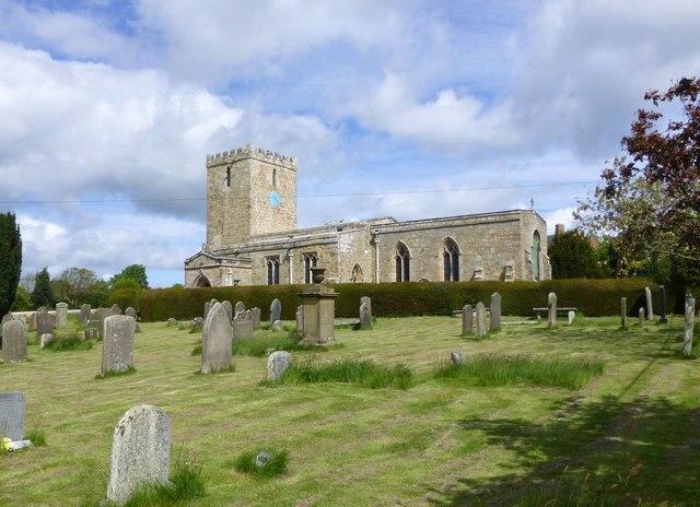 Church of St. Mary Magdalene, Whalton