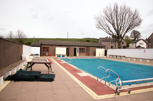 Open Air Swimming Pool Shap Open Air Swimming Pool Interior 169 The Carlisle