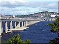 NO4228 : The Tay road bridge : Week 22