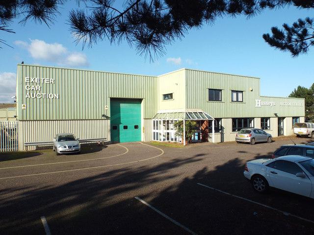 Car Parks Exeter St Davids