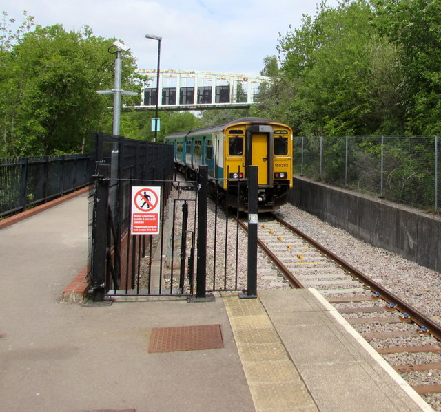 cardiff ebbw vale parkway train