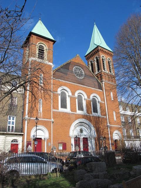 St john evangelist church islington