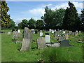 TL2265 : Offord D'Arcy Cemetery by JThomas