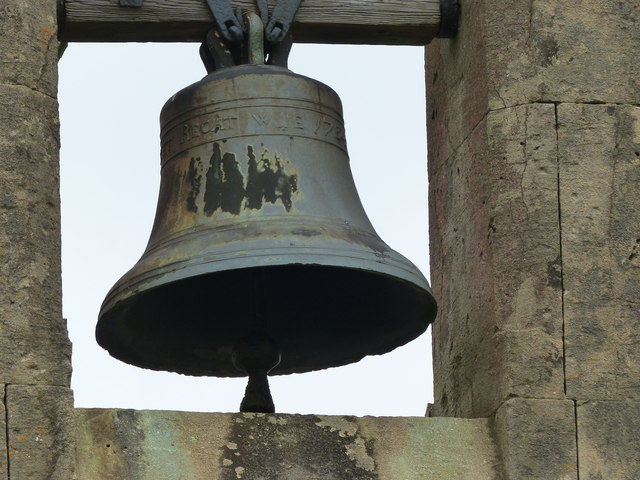 The bell of Penterry Church