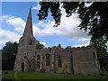 TL0865 : St Peter's church, Pertenhall by Bikeboy