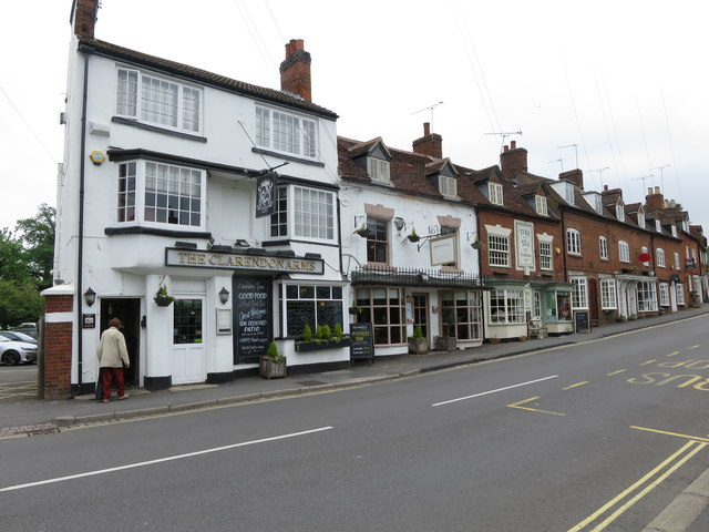 The Clarendon Arms, Kenilworth