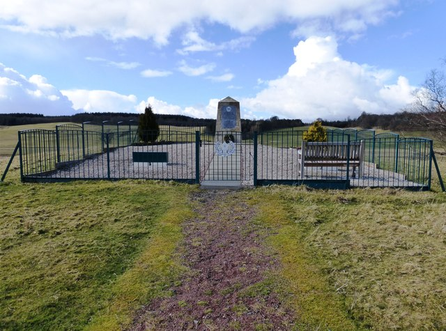 Cameronians' Regimental Memorial