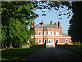 SJ4452 : Stretton Hall by Eirian Evans