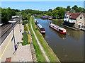SP4824 : Oxford Canal at Heyford Wharf by Mat Fascione