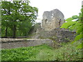 Dist:0.7km<br/>Early Welsh castle in Wepre Park