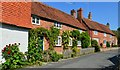 SU5385 : Church Street, Blewbury, Oxfordshire by Oswald Bertram
