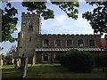 TL3855 : Comberton Parish Church by Dave Thompson