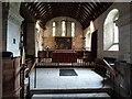 SU7433 : Selborne - St.Mary's - Chancel by Rob Farrow