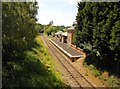 TL5203 : Epping Ongar Railway: Former Blake Hall Station by Nigel Cox