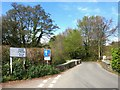 SX2775 : Berriow Bridge by Des Blenkinsopp