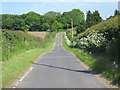 SJ5275 : Dobers Lane by Jeff Buck