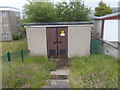 SE0438 : Electricity Substation No 855 - Harewood Road by Betty Longbottom