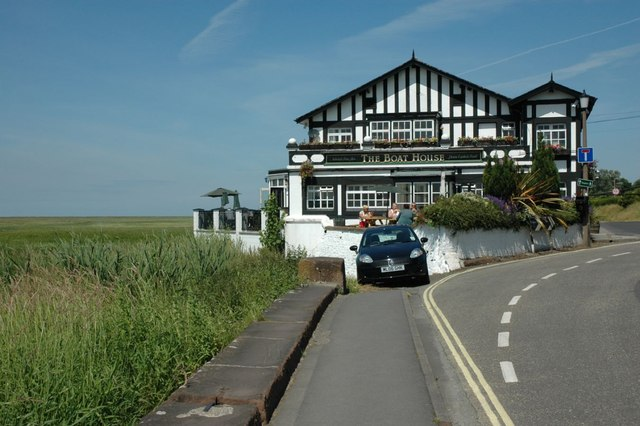 The Boat House - Parkgate