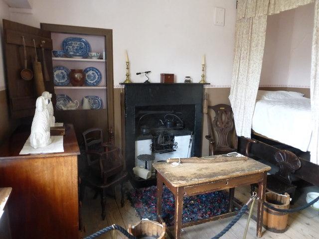 David Livingstone's birthplace