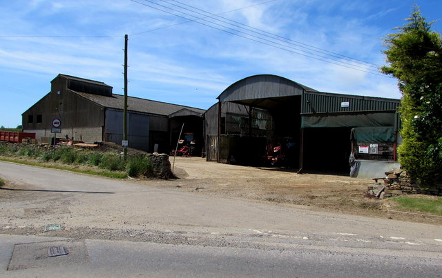 Newhouse farm buildings near badminton jaggery for Newhouse sheds