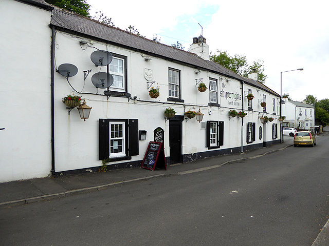 The Shipwrights, North Hylton