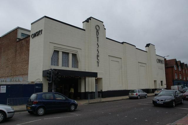 The Restored Odyssey Cinema
