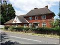 TQ5206 : Berwick Post Office by PAUL FARMER