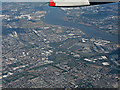 TQ4482 : Beckton from the air by Thomas Nugent