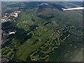 NS5476 : Milngavie Golf Club from the air : Week 25