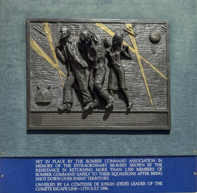 Memorial, Royal Air Force Museum, Hendon