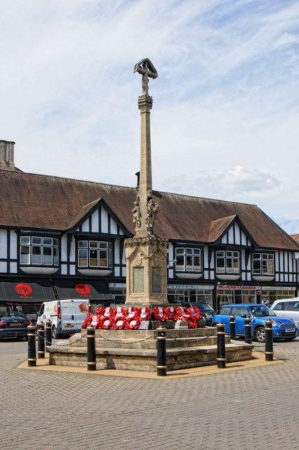 Market Square, Sleaford