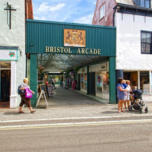 Bristol Arcade, Sleaford