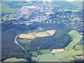 SP9334 : Woburn Sands and Aspley Wood by M J Richardson
