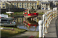 SN5881 : Aberystwyth Harbour : Week 26