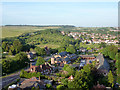 TQ3009 : Patcham from the air by Robin Webster