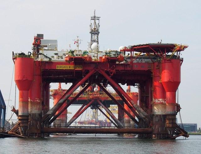 Three rigs at Belfast