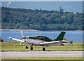 NM9035 : G-FIFI lands at Oban Airport by TheTurfBurner