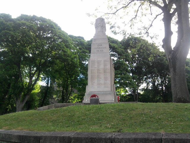 Houghton-le-Spring War Memorial