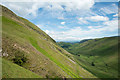 NY4116 : Mountain flank above Boredale by Trevor Littlewood