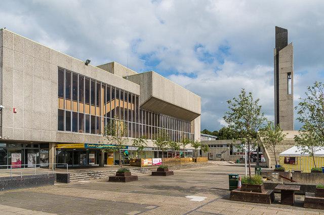 Radio 4s Today programme on campus - Aberystwyth University