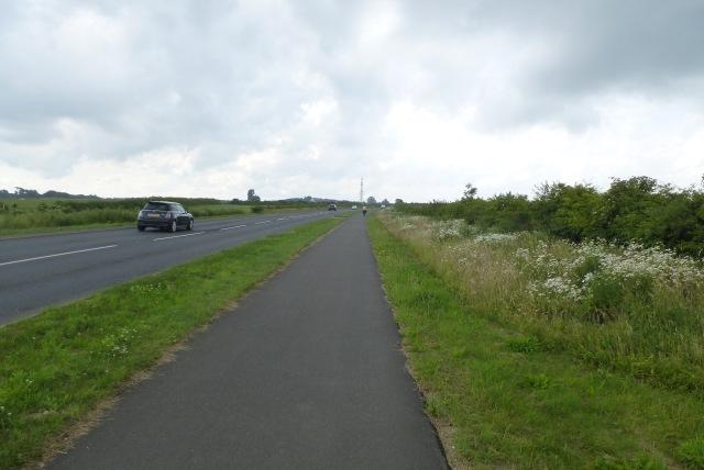 A197 road