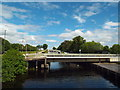 NN1176 : Caledonian Canal at Banavie, near Fort William by Malc McDonald
