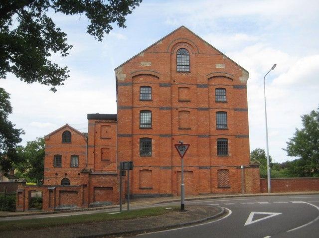Blisworth: Blisworth Mill